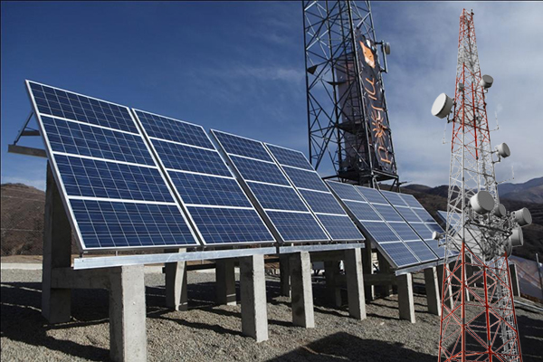 Off-Grid-Solar-PV-System-for-telecoms-industry